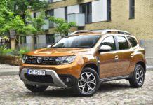 DACIA Duster II Prestige 1.3TCe 150KM 6MT FWD WE151VM 05-2019