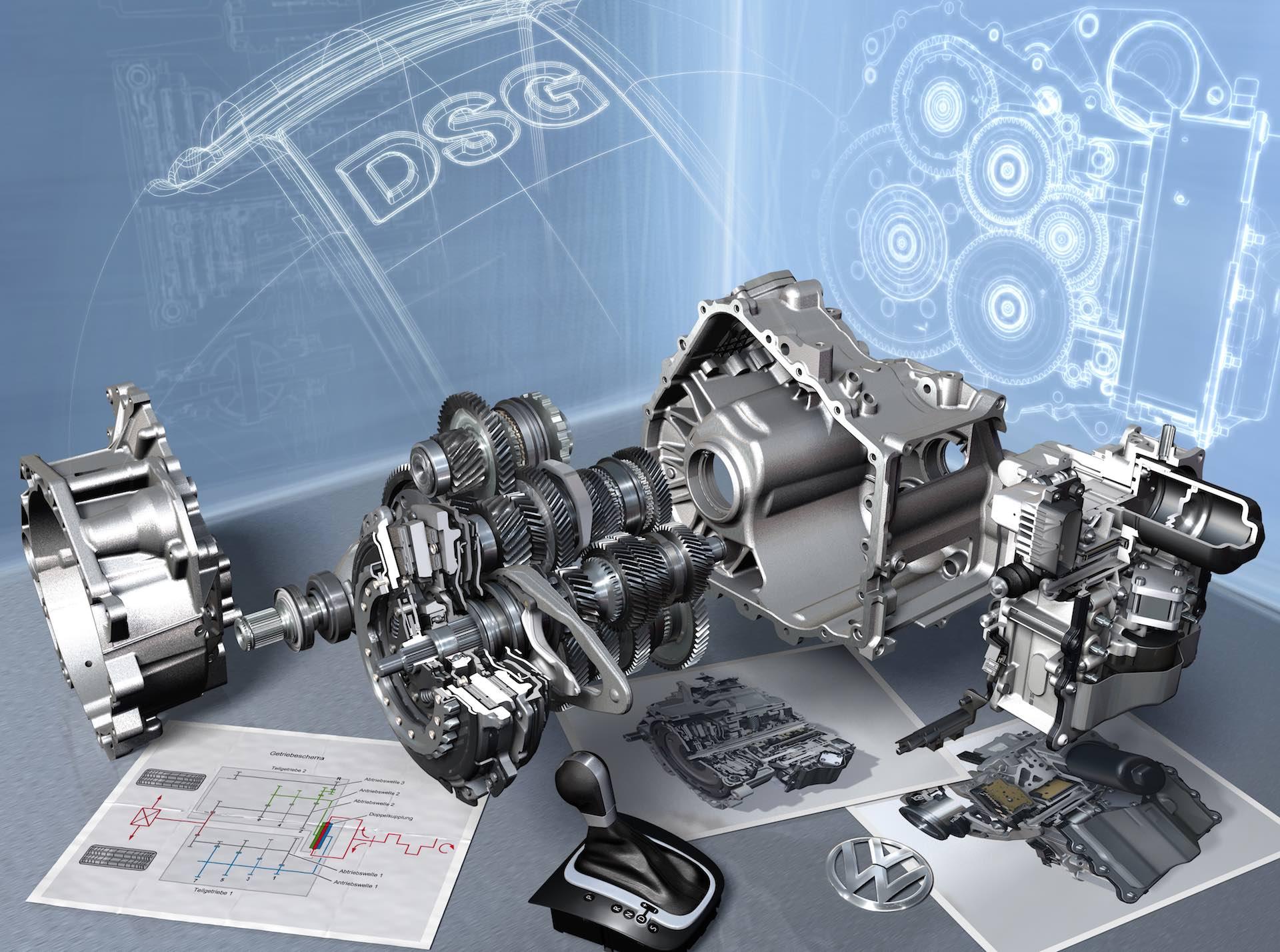 Skrzynia DSG - budowa, opinie, awarie