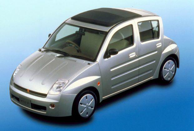 Toyota WiLL Vi (2000-2001)