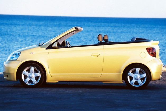 Toyota Yaris Cabrio Concept