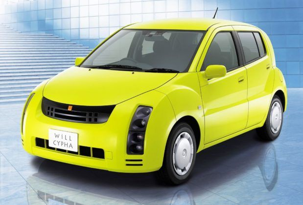 Toyota WiLL Cypha (2002-2005)