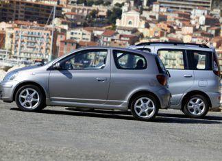 420 KM lub 7 osób w Yarisie, czyli najciekawsze auta powiązane z miejską Toyotą