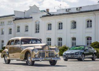 Superb OHV rocznik 1948 - nowa gwiazda muzeum Skody