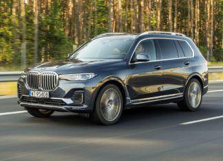 SUV w rozmiarze XXL - test BMW X7 xDrive40i