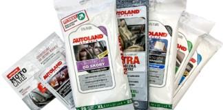 Chusteczki do czyszczenia Autoland 10