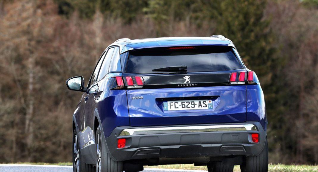 Peugeot 3008 1.6 PureTech Active