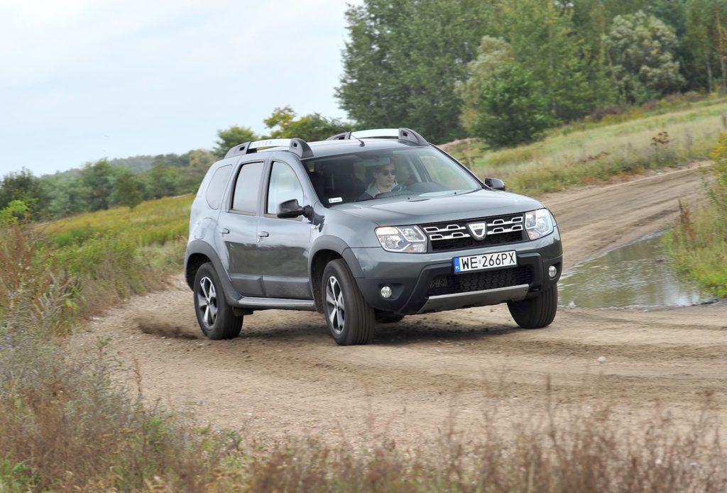 Dacia Duster 2WD czy 4WD