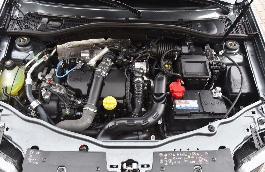 Dacia Duster silnik 1.5 dCi - opinie