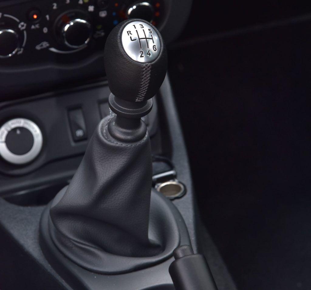 Dacia Duster skrzynia biegow