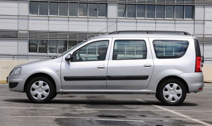 DACIA Logan I FL 1.5dCi 5MT WE2987P 01-2009