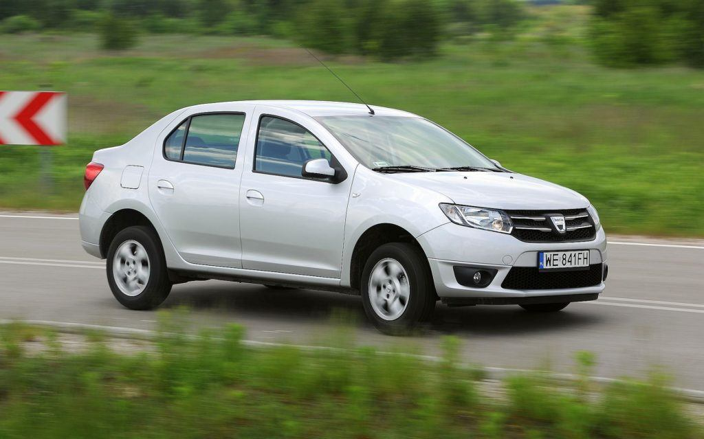 DACIA Logan II Laureate 0.9TCe 90KM 5MT WE841FH 05-2013