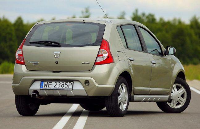 Dacia Sandero I