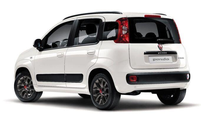 Fiat Panda III Hybrid