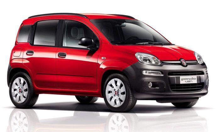 Fiat Panda III Van