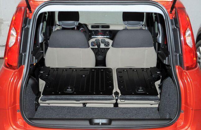 FIAT Panda III Lounge 1.3MultiJet 75KM 5MT SB0479J 03-2012