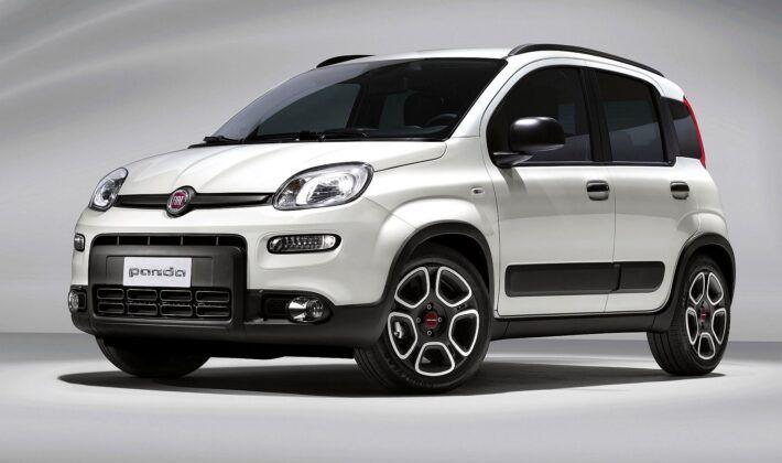 Fiat Panda III po liftingu