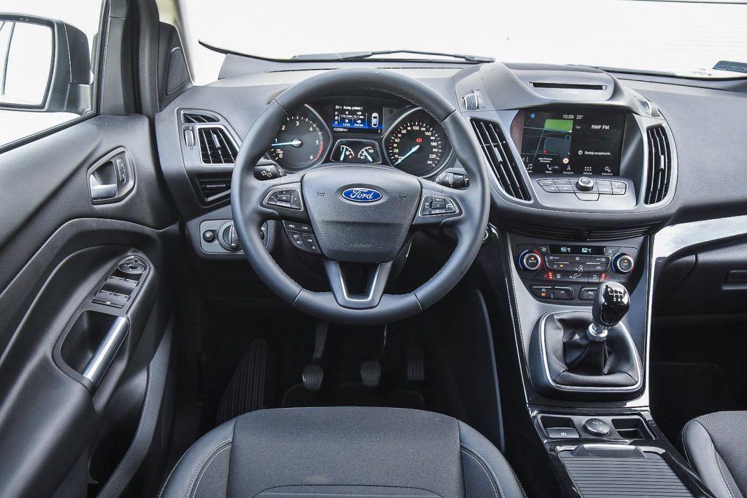 FORD Kuga II FL Titanium 2.0TDCi 150KM 6MT AWD WE136WE 06-2019