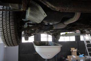 Test jazdy bez oleju - ceramizer
