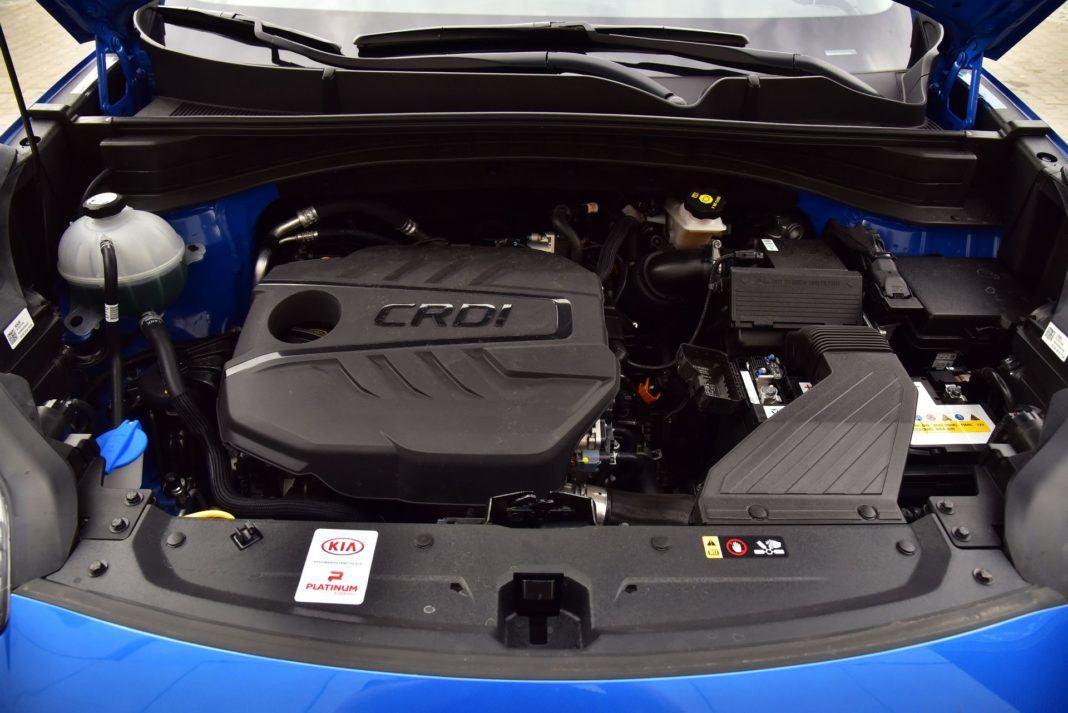KIA Sportage IV FL M 1.6CRDi SCR 136KM 7AT DCT FWD WN9721K 09-2018