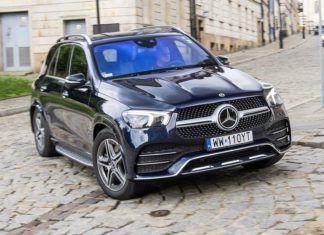 Mercedes GLE 450 4Matic - TEST - SUV epoki cyfrowej