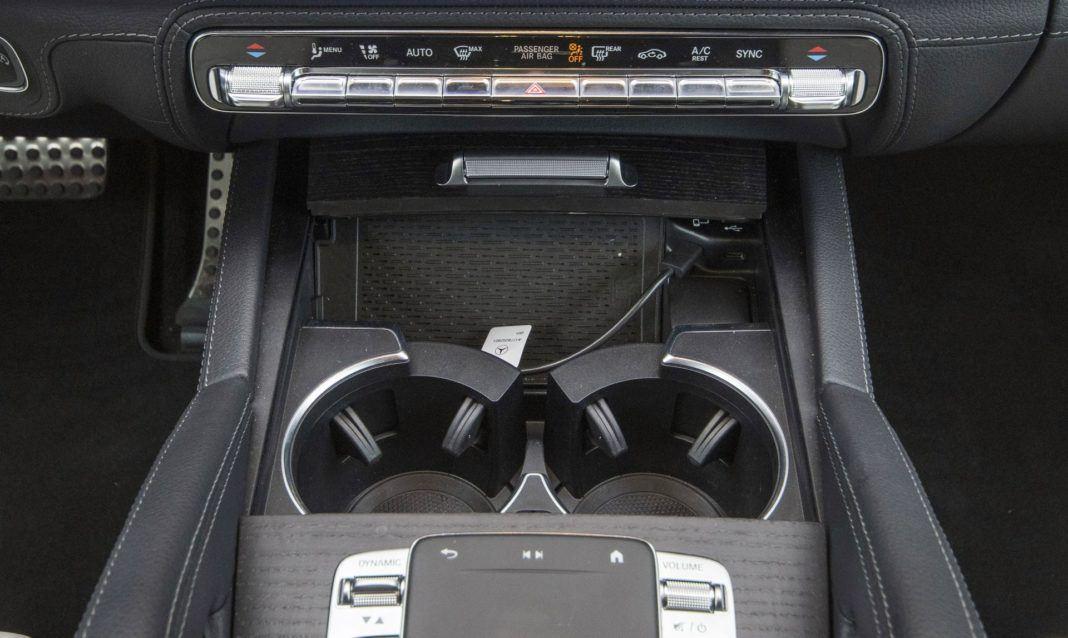 MERCEDES GLE 450 V167 3.0T R6 367KM 9AT 9G-Tronic 4Matic WW110YT 05-2019