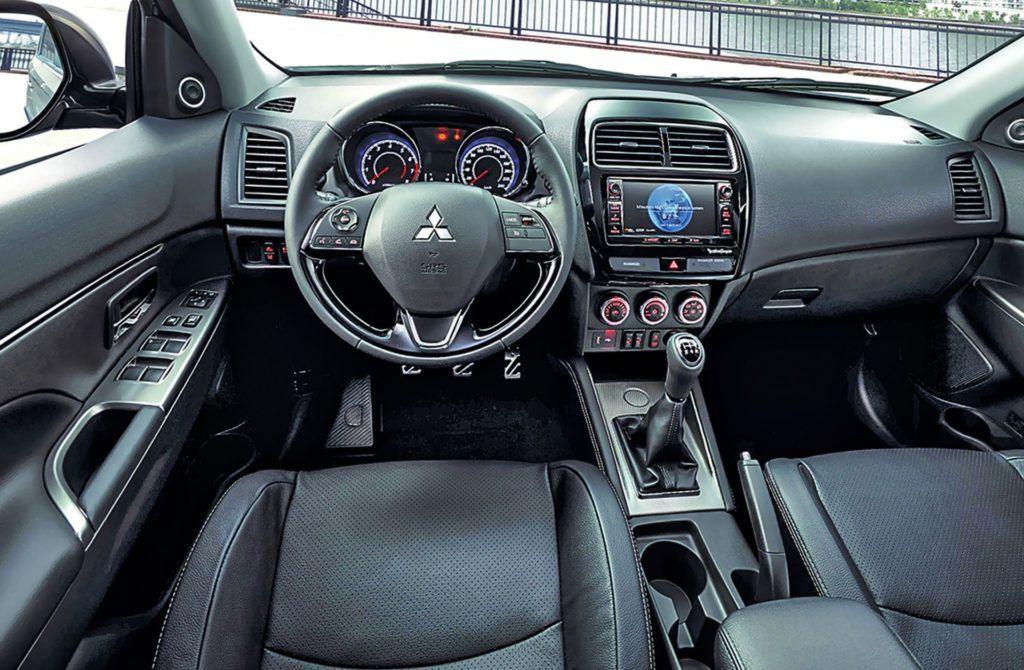 Mitsubishi ASX 03