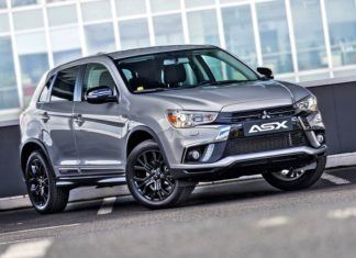 Mitsubishi ASX - rozsądna propozycja