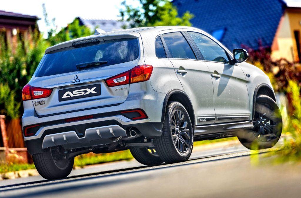 Mitsubishi ASX 06