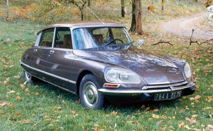 Citroën DS 23IE 1973