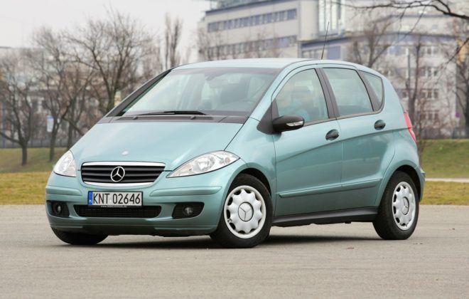 Mercedes klasy A (W169)
