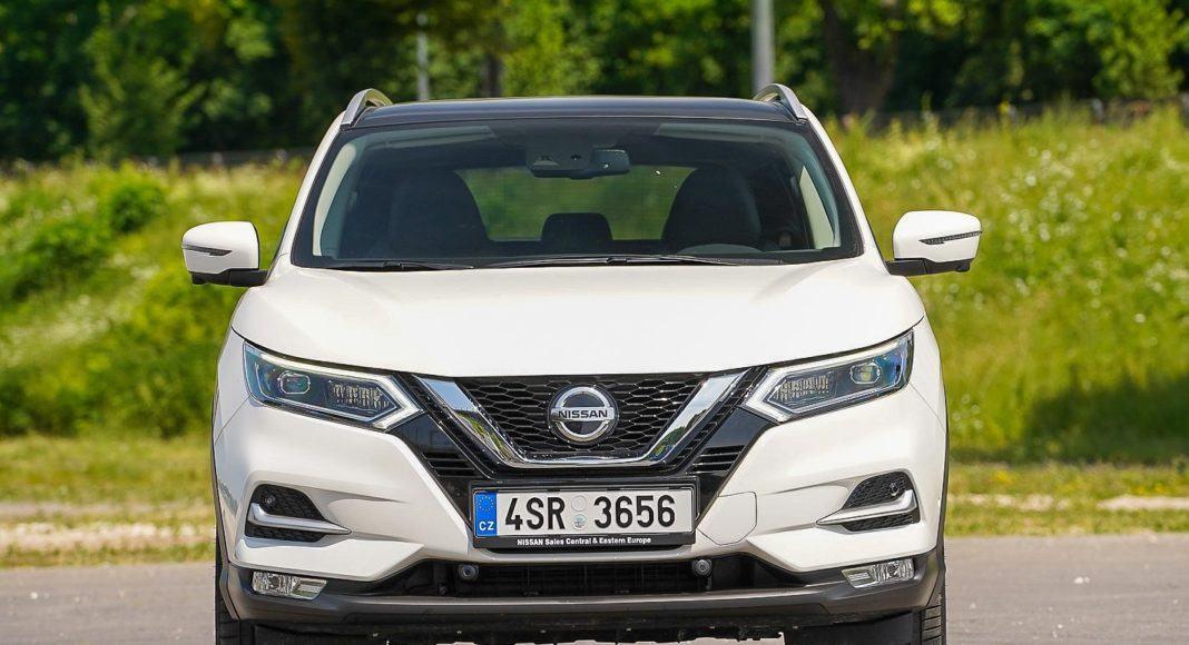 Nissan Qashqai – przód