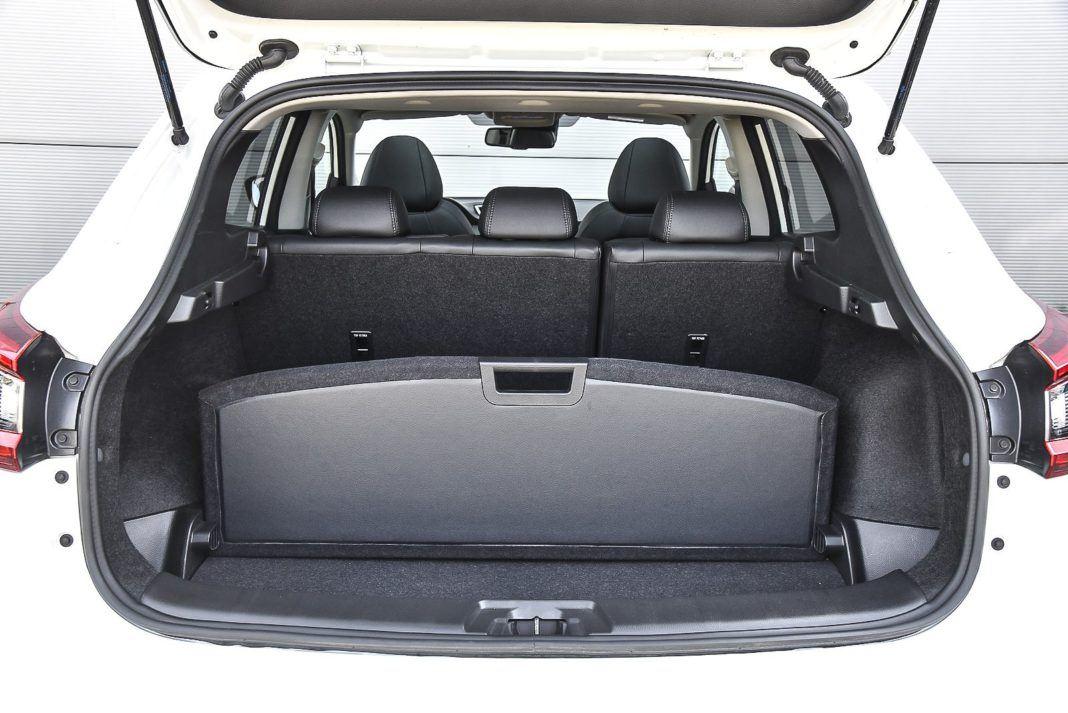 Nissan Qashqai – unoszona podłoga