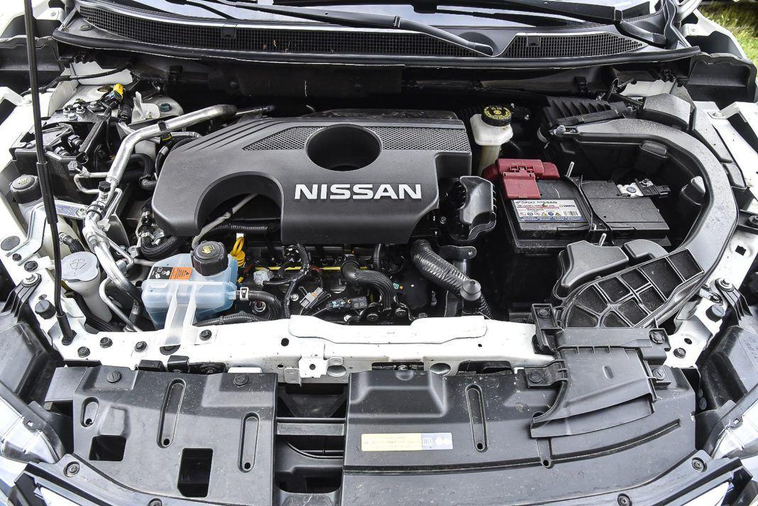 Nissan Qashqai – silnik