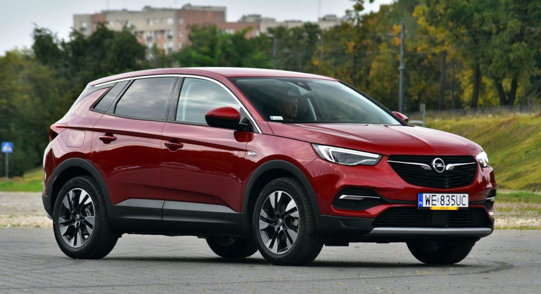 OPEL Grandland X Elite 1.5TurboD 130KM 8AT FWD WE835UC 09-2018
