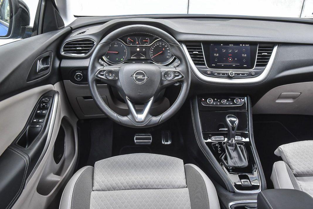 OPEL Grandland X Ultimate 2.0TurboD 177KM 8AT FWD WE165TT 06-2019