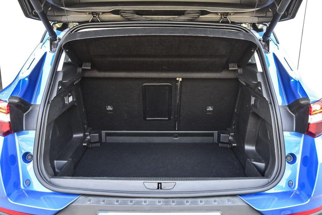 Opel Grandland X – bagażnik