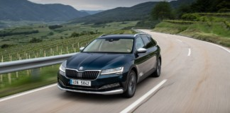 Skoda Superb Scout