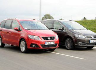 Używany Seat Alhambra II/Volkswagen Sharan II (od 2010 r.) - opinie, typowe usterki, dane techniczne