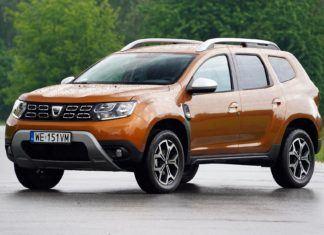 Dacia Duster lepsza od VW T-Roca czy Toyoty C-HR?
