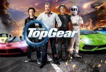 Top Gear: Richard Hammond, Jeremy Clarkson, James May i The Stig