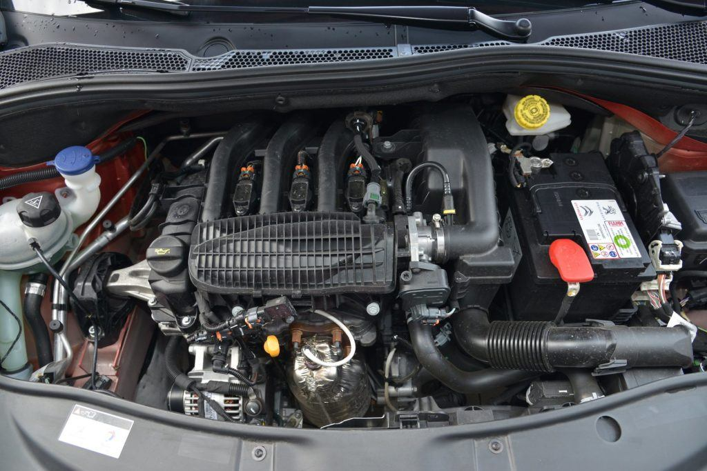 Używany Peugeot 2008 - dane techniczne