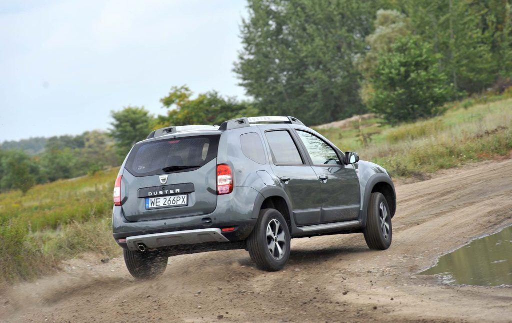 Uzywana Dacia Duster 4x4 opinie