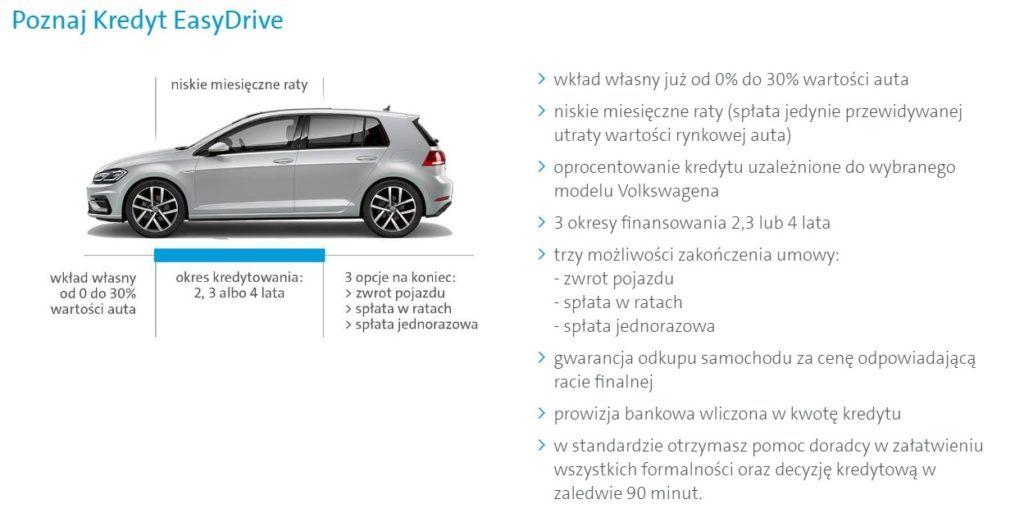 Volkswagen EasyDrive