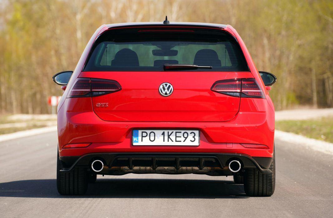 VOLKSWAGEN Golf VII FL GTI TCR 2.0TSI 290KM 7AT DSG FWD PO1KE93 04-2019