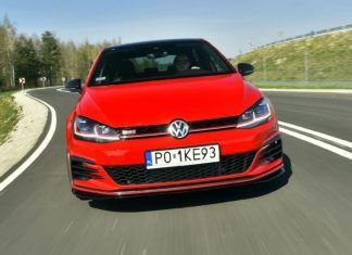 Volkswagen Golf GTI TCR - TEST