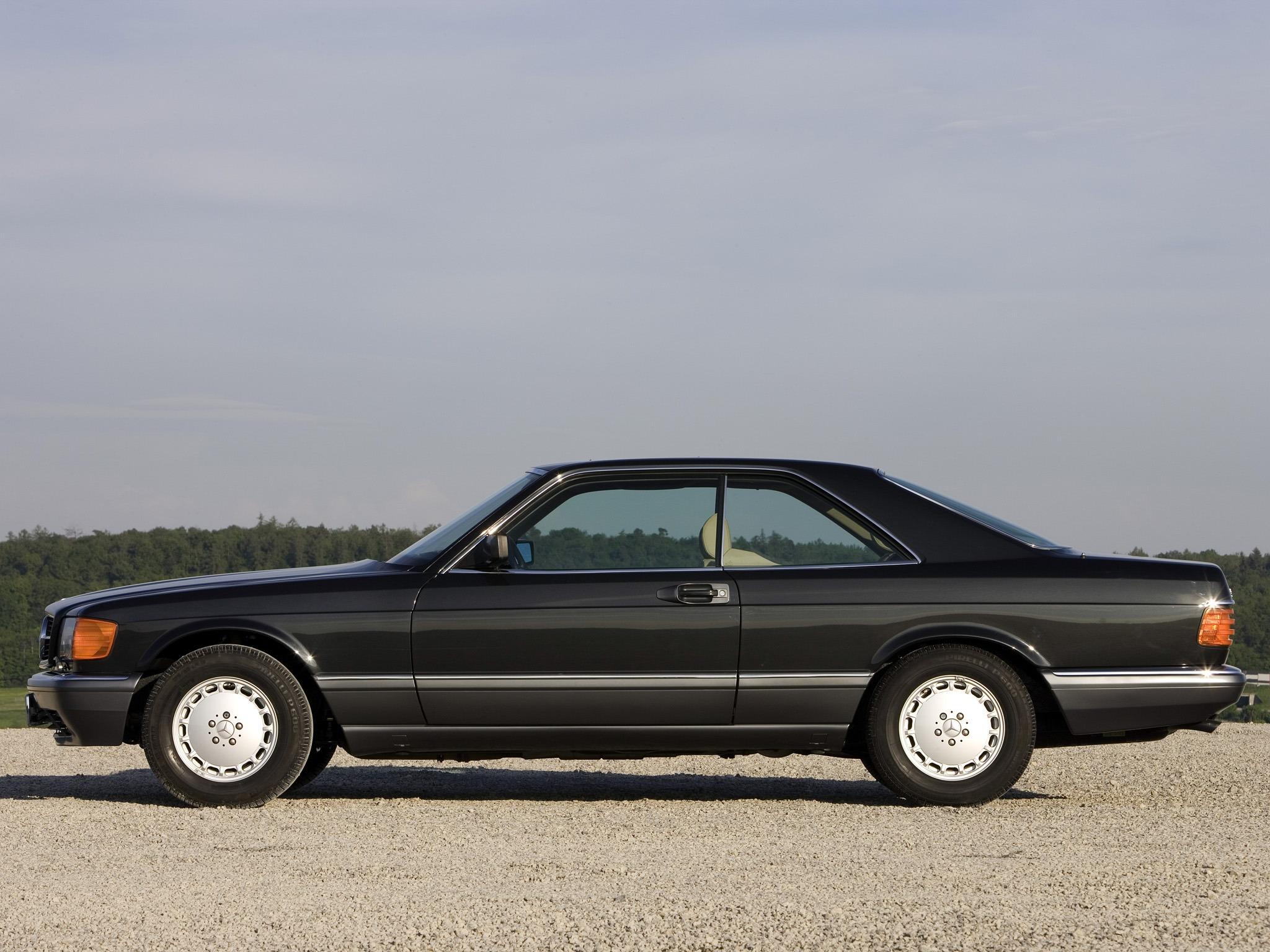 Mercedes C126