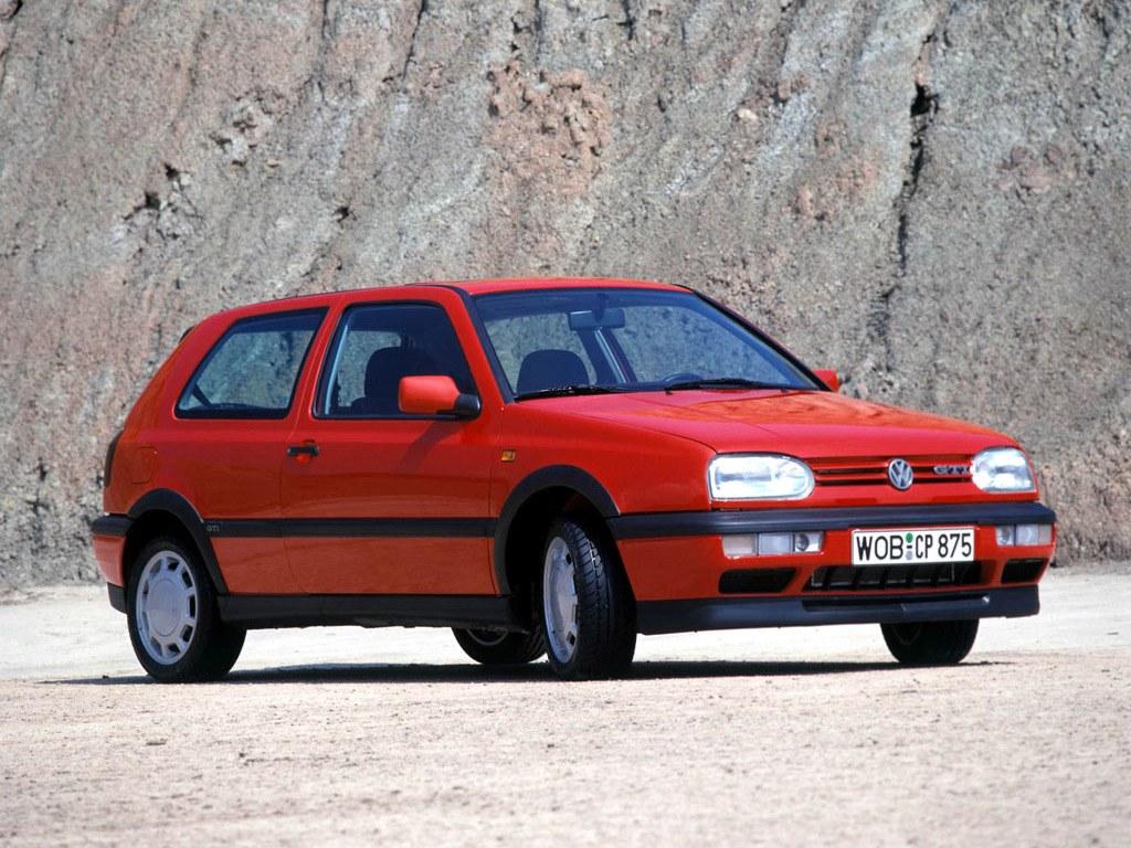 Volkswagen Golf III GTI (1992)