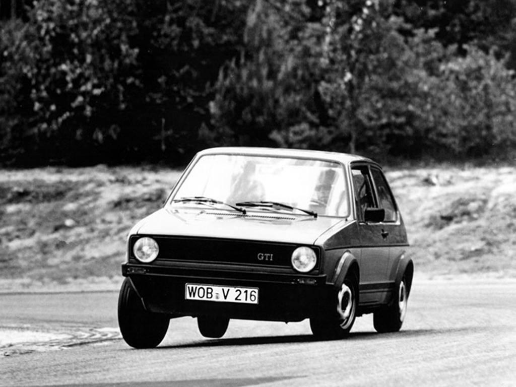 Volkswagen Golf I GTI (1976)