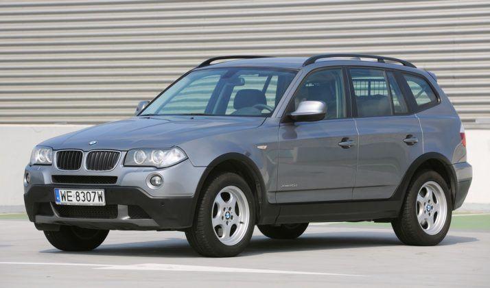 18. BMW X3 E83 (155 tys. km)
