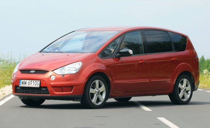 6. Ford S-Max I (176 tys. km)